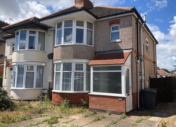 Thumbnail 3 bed semi-detached house to rent in Carisbrook Road, Nuneaton