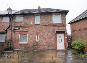 Thumbnail 3 bed semi-detached house for sale in Meade Road, Liverpool