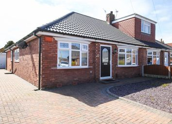 Thumbnail 2 bed semi-detached bungalow for sale in Grasmere Avenue, Orrell, Wigan