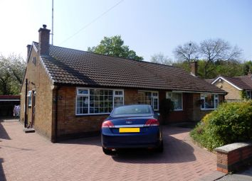 Thumbnail 2 bed semi-detached bungalow for sale in Flude Road, Ash Green, Coventry