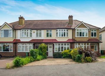 Thumbnail 3 bed terraced house for sale in Worcester Park, Surrey