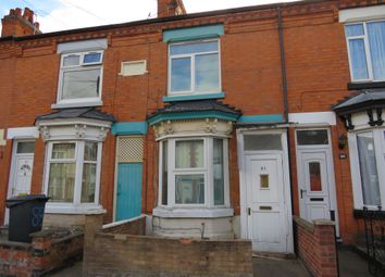 Thumbnail 2 bed terraced house for sale in Danvers Road, Leicester