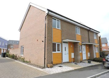 Thumbnail 2 bed terraced house to rent in Edmund Court, Basingstoke