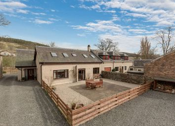 Thumbnail 3 bed terraced house for sale in The Gables, 3 Eshiels Steading, Eshiels, Peebles