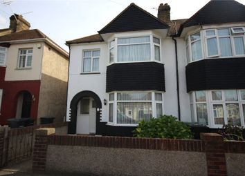 Thumbnail 3 bed semi-detached house to rent in Bellman Avenue, Gravesend, Kent