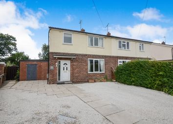 Thumbnail 3 bed semi-detached house for sale in Wains Road, York
