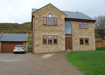 Thumbnail 5 bed detached house for sale in Todmorden Road, Littleborough, Lancashire
