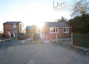 Thumbnail 1 bed bungalow to rent in Nunsmere Close, Winsford