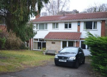 Thumbnail 4 bed detached house for sale in Raby Close, Raby Mere, Merseyside