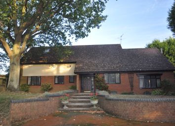 Thumbnail 4 bed detached bungalow for sale in Fullers Field, Swan Lane, Westerfield, Ipswich