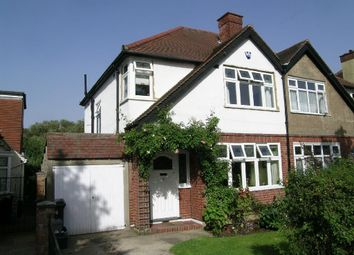 Thumbnail 3 bedroom property to rent in Elmbridge Avenue, Berrylands, Surbiton