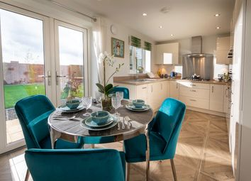 Thumbnail 4 bed detached house for sale in Church Lane, Saxilby