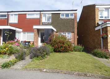 Thumbnail 2 bed end terrace house for sale in Birchside, Dunstable