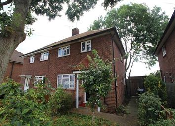 Thumbnail 2 bed semi-detached house to rent in Bishops Way, Egham