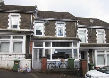 Thumbnail 5 bed shared accommodation to rent in Hilda Street, Treforest, Pontypridd