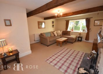 Thumbnail 4 bed terraced house for sale in Blackburn Road, Higher Wheelton, Chorley