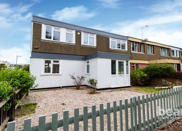 Thumbnail 2 bedroom end terrace house for sale in Victoria Avenue, Southend-On-Sea