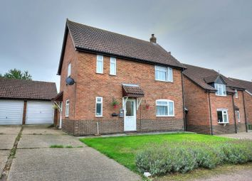 Thumbnail 3 bed detached house for sale in Greys Manor, Norwich
