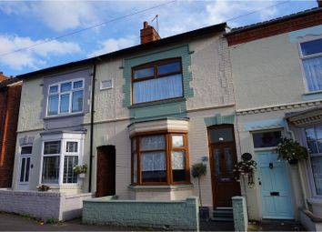 Thumbnail 3 bedroom terraced house for sale in Forest Gate, Anstey