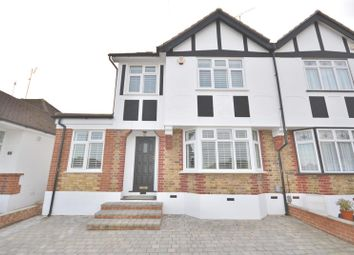 Thumbnail 3 bed property for sale in Castle Close, Bushey
