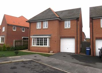 Thumbnail 3 bed detached house to rent in Mallard Way, Market Rasen