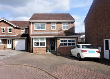 Thumbnail 4 bed detached house to rent in Sorrel Close, Beverley