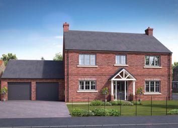 Thumbnail 4 bed detached house for sale in The Keswick (Plot 8), Wallerthwaite, Markington, Near Harrogate, North Yorkshire