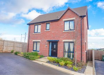 Thumbnail 3 bed detached house for sale in Chippenham Close, Little Stanion, Corby