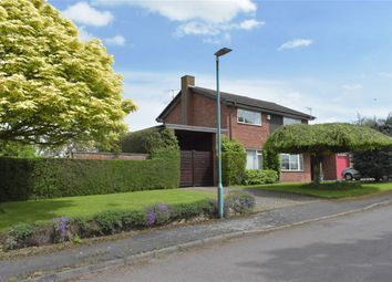 Thumbnail 4 bed detached house for sale in Manor Park, Mitton, Tewkesbury, Gloucestershire