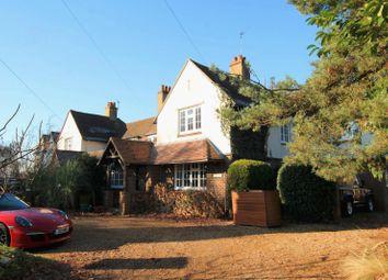 Thumbnail 4 bed property to rent in Polesden Lane, Ripley, Woking