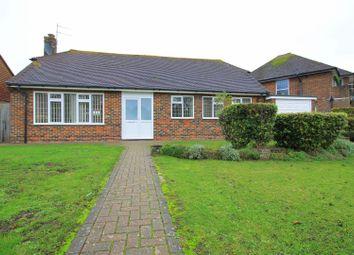 Thumbnail 3 bed detached bungalow to rent in Glebe Close, Southwick, Brighton