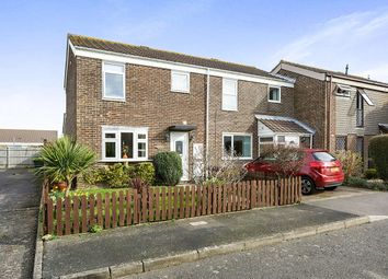 Thumbnail 3 bed terraced house for sale in Waveney Close, Lee-On-The-Solent