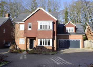 Thumbnail 5 bed detached house for sale in Paddock End, Woolton Hill, Berkshire