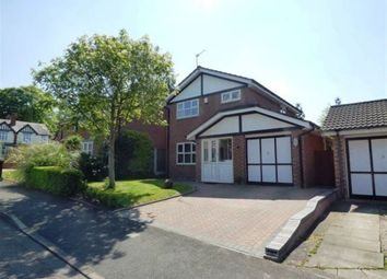 Thumbnail 3 bed detached house to rent in Medway Crescent, Broadheath, Altrincham