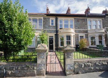 Thumbnail 3 bed terraced house for sale in Cassell Road, Downend, Bristol