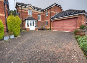 Thumbnail 4 bed detached house for sale in Plantation View, Bridlington