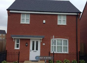 Thumbnail 4 bed detached house to rent in Flemish Crescent, Manchester
