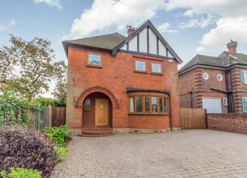 Thumbnail 4 bed detached house for sale in Priestfields, Rochester, Kent