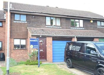 Thumbnail 3 bed terraced house for sale in Agincourt Close, Wokingham, Berkshire