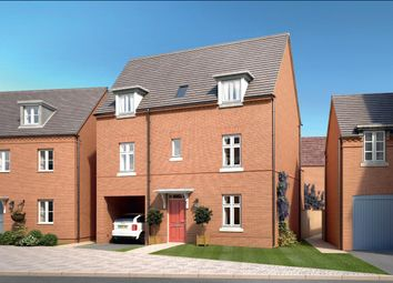 Thumbnail 4 bed detached house for sale in The Village, Barlaston, Stoke-On-Trent