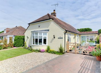 Thumbnail 3 bed detached bungalow for sale in Normandy Drive, East Preston, Littlehampton