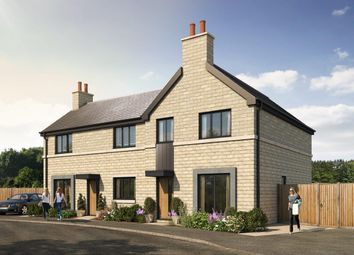 Thumbnail 3 bed semi-detached house for sale in Rowarth Drive, New Mills, Derbyshire