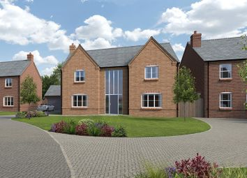 Thumbnail 4 bed property for sale in 2 Rydal Manor Gardens, Kirby Lane, Eye Kettleby, Melton Mowbray