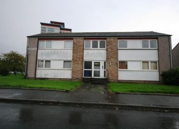 Thumbnail 1 bed flat for sale in Brewster Avenue, Paisley