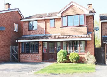 Thumbnail 5 bed detached house for sale in Best Avenue, Kenilworth
