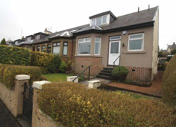 Thumbnail 3 bed end terrace house for sale in Clyde Road, Gourock, Renfrewshire