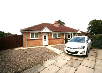 Thumbnail 2 bedroom bungalow for sale in Coppice Road, Marton Grove, Middlesbrough
