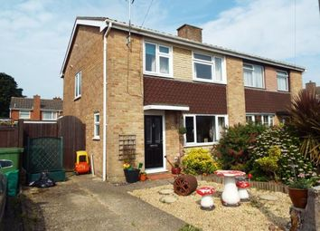 Thumbnail 3 bed semi-detached house for sale in Cremyll Close, Stubbington, Fareham