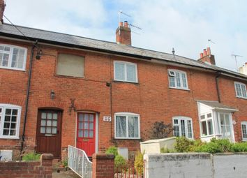 Thumbnail 2 bedroom terraced house for sale in Sandhill Street, Ottery St. Mary