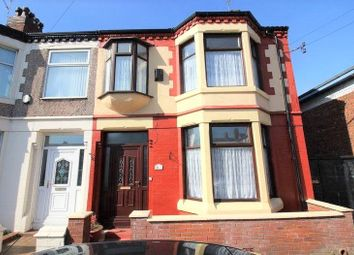Thumbnail 3 bedroom terraced house for sale in Whinfield Road, Orrell Park, Liverpool